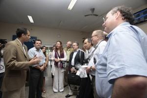 Embaixadores da União Européia em Marabá