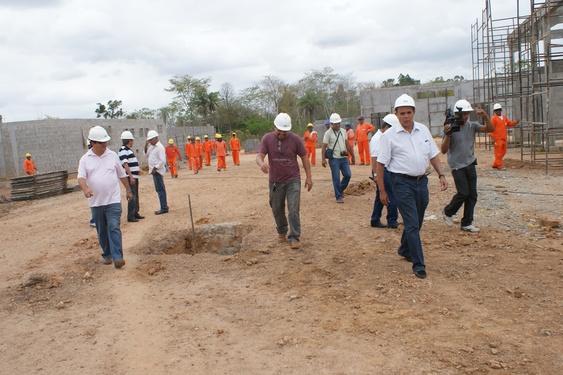 Resultado de imagem para Construcap obra no Maranhão