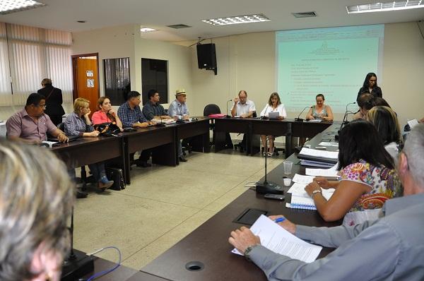 Reunião entre Vanda Paiva e CIB para anúncio das UPA's em Augustinópolis e Tocantinópolis nesta quinta-feira, 18
