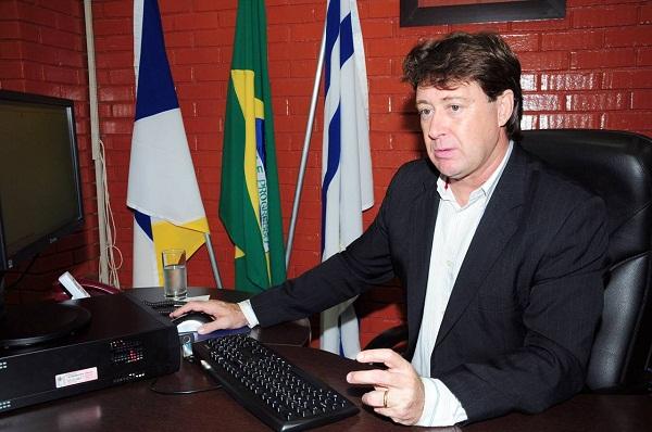 Secretário-Chefe da Controladoria-Geral, Ricardo Eustáquio de Souza