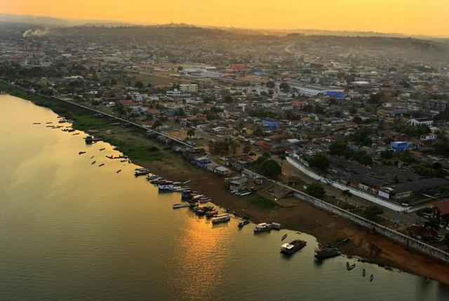 Vista áerea de Altamira