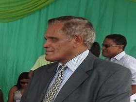 José Guilherme Frasão Pereira, ex-prefeito de Araguatins