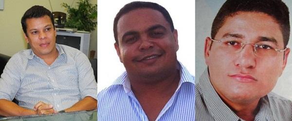 Ex-prefeitos: Homero Barreto Filho, Gilderlan Ribeiro de Sousa MeloJesus Benevides Filho