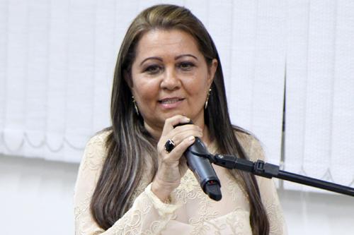 Diretora do Foro, juíza Nely Alves da Cruz