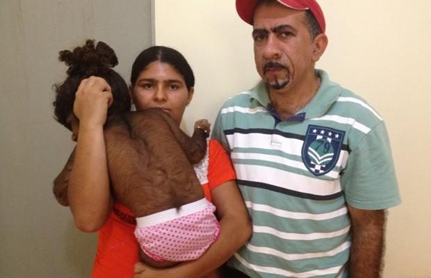 Família é de Tocantins e está em Goiânia em busca de tratamento