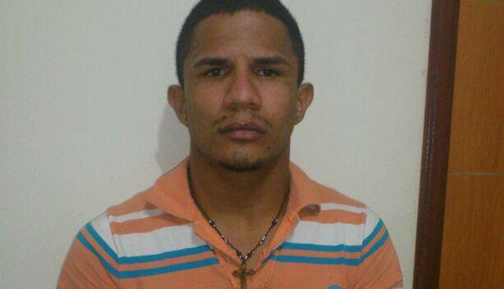 Jonas Feitosa da Silva foi preso em Santa Luzia, no Estado do Pará