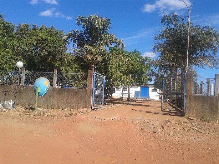 Unidade de Regime Semiaberto de Palmas (URSA), onde Zé Guilherme está preso
