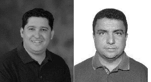 Damião Castro e Ruidiard de Sousa Brito