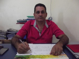 Presidente do Sindicato Rural