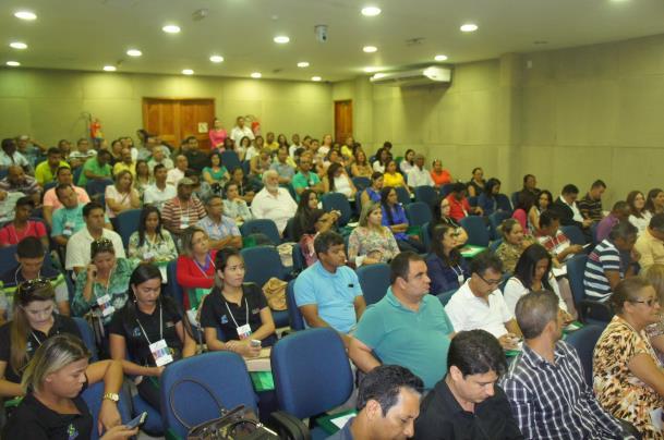Cerca de 150 representantes do poder público e sociedade civil das regiões de Carajás e Araguaia participaram do Seminário Regional de Planejamento.