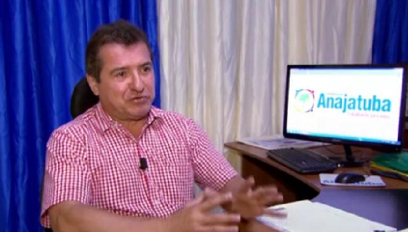 HELDER ARAGAO PREFEITO DE AMANJUBA