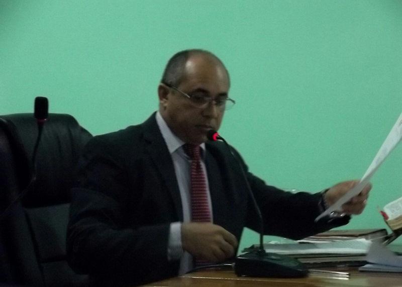 Darlan Pernambuco autor da proposta