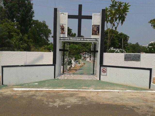 cemitério de araguatins