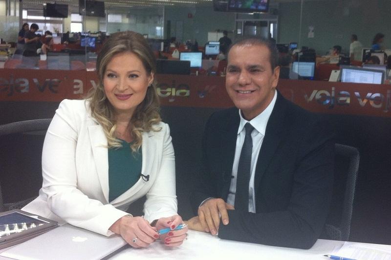 Senador Ataides Entrevista VEJA