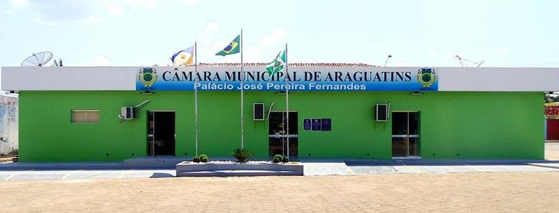 camara municipal de araguatins