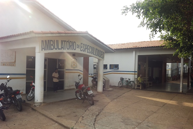 hospital de augustinopolis