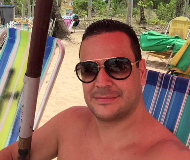 """Carlos Henrique Oliveira, conhecido como """"Inhac"""""""