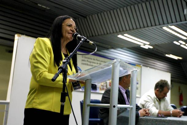 Tetê Santos informou que, em 2015, mais de R$3 milhões já foram destinados ao financiamento de empreendimentos em todo o Pará