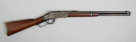 Arma apreendida pela em Luzinópolis