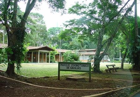 Resultado de imagem para parque zoobotanico de parauapebas