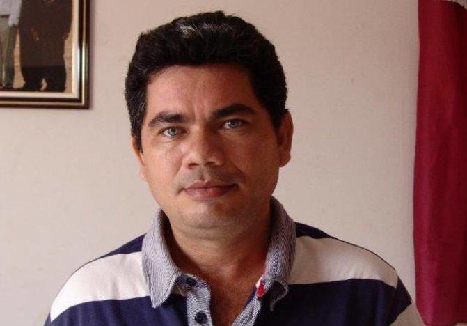 Ex-prefeito Gilmar Pinheiro