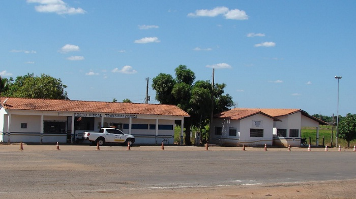 posto fiscal transaraguaia