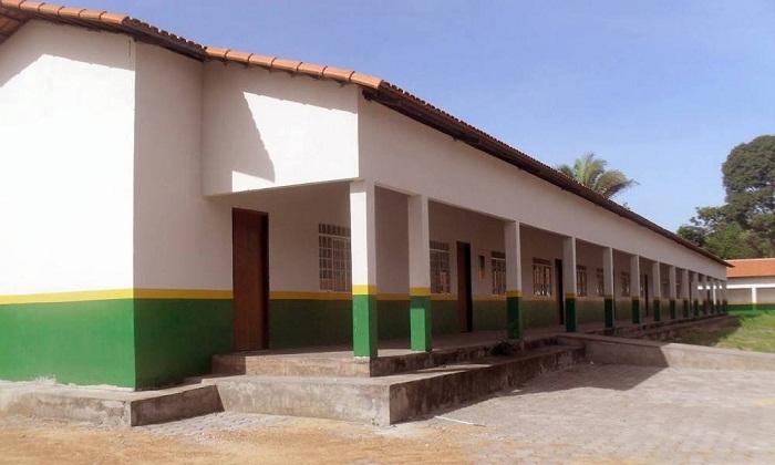 escola agricola esperantina