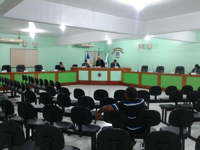 camara municipal araguatins