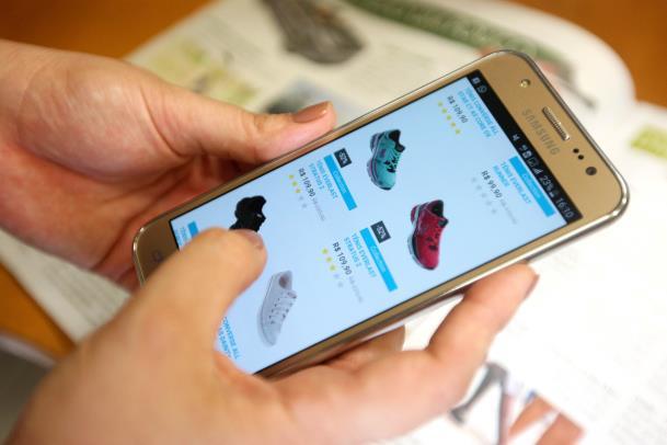 O imposto recolhido nas vendas via e-commerce ou pelo telefone ficarão no Estado a partir deste mês de março