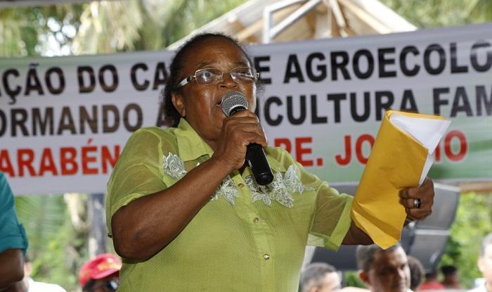 Maria Senhora destacou que a EFA é a realização de um antigo sonho dos produtores rurais da região.