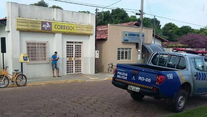 CORREIOS ARAGUATINS