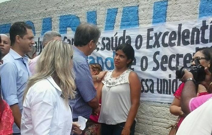 Estudantes mostram pouco entusiasmo na chegada de Marcelo Miranda