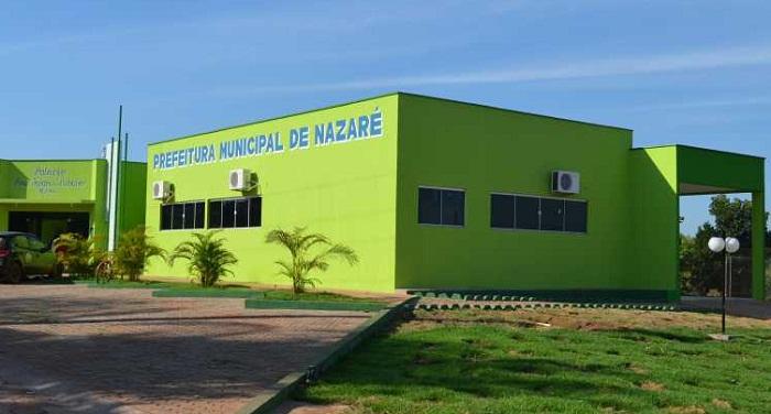 prefeitura de nazaré