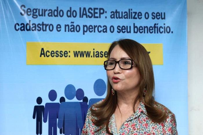 A coordenadora de Economia em Saúde do Iasep, Socorro Valente, diz que a contratação de serviços atende solicitações de segurados da região de Carajás