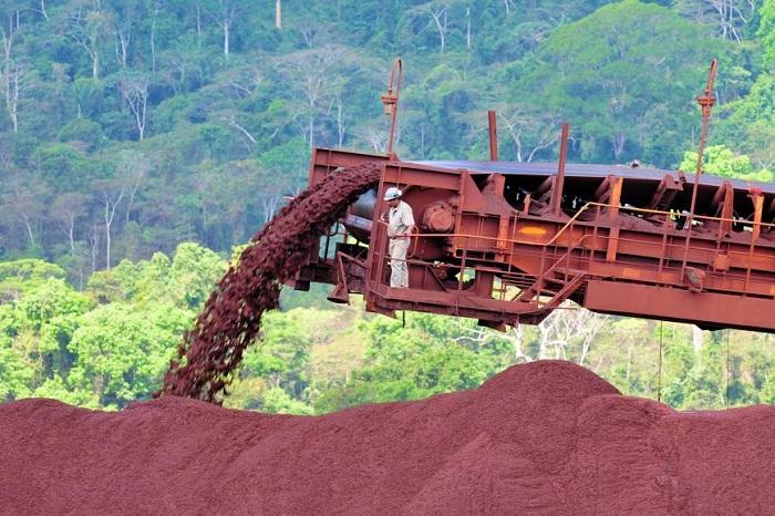 O minério de ferro continua sendo o principal produto na pauta exportadora do Pará, pois o valor da commodity teve, no mês de abril, crescimento de 19,70%, se comparado ao mesmo mês do ano passado.