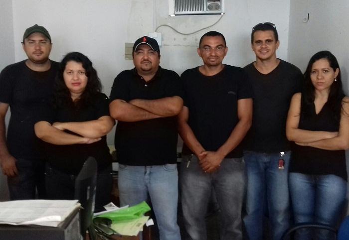 Servidores da Adapec de Tocantinópolis