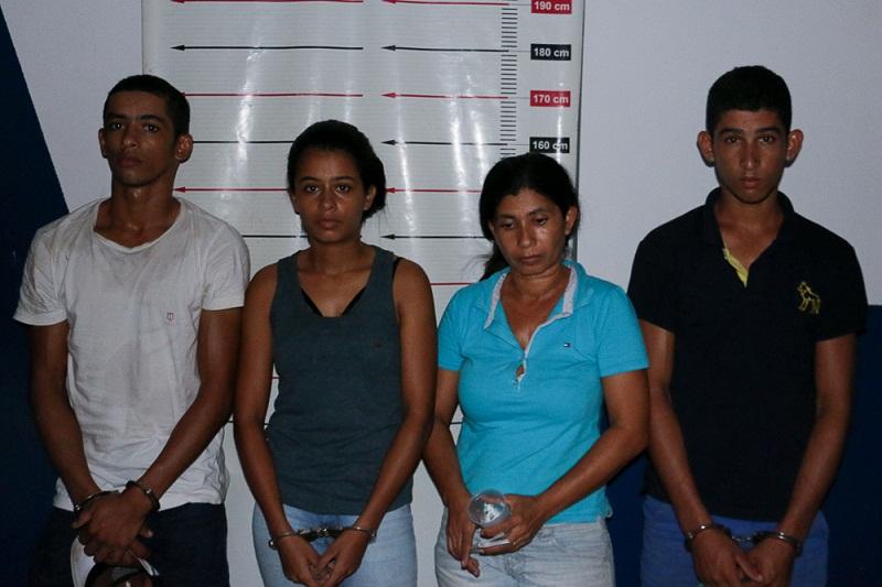 Família de Calendário apontado como principal articulador do crime