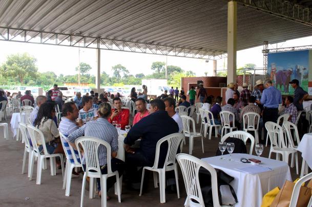 O evento foi no Parque de Exposições José Francisco Diamantino, em Marabá, e reuniu cerca de 200 produtores rurais da região sul e sudeste do Estado