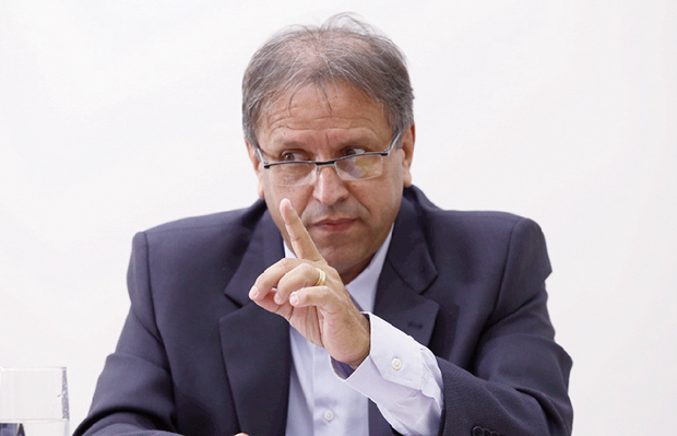 Marcelo Miranda não ficou satisfeito com adecisão e ordenou imediatas providencias para derrubar Liminar