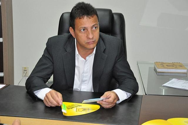 Ex-diretor do Detran, Júlio César Mamede, também apontado como propineiro