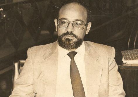 Paulo Fonteles, ex-deputado estadual, sindicalista e advogado da Comissão Pastoral da Terra