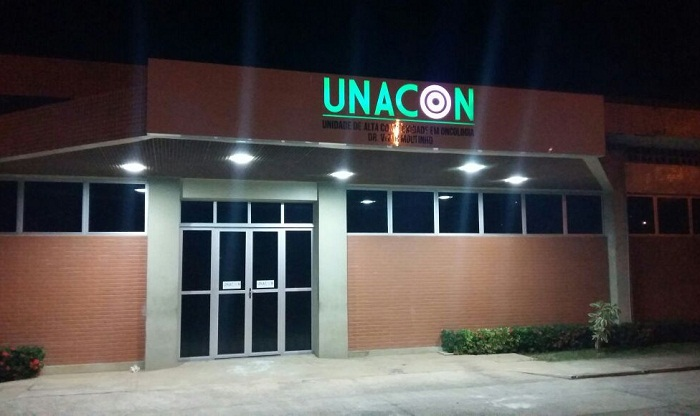 O Governo do Estado inaugura oficialmente nesta sexta-feira, 29, a Unidade de Média de Alta Complexidade em Oncologia Dr. Vitor Moutinho (Unacon) de Tucuruí, no sudoeste do Pará. FOTO: SECOM DATA: 28.07.2016 TUCURUÍ - PARÁ