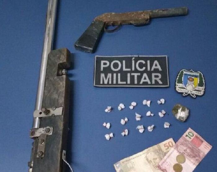 Armas e objetos