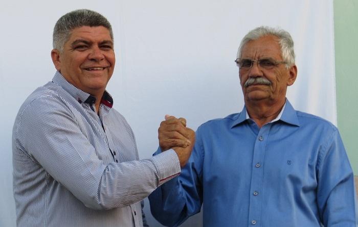 Cláudio Santana e Domingos Coimbra