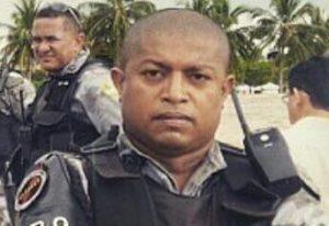 Cabo PM Solonaldo.