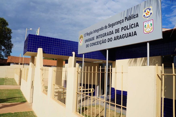 A nova Unidade Integrada Pro Paz (UIPP) de Conceição do Araguaia: investimento superior a R$ 1,5 milhão para atender ao Sudeste do Pará