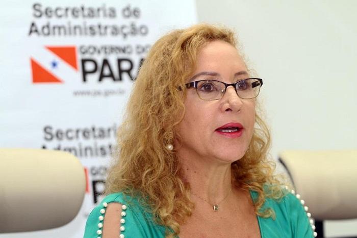"""""""A realização de concurso é uma medida voltada à melhoria da qualidade da segurança pública no Pará e à valorização dos policiais militares"""", destaca Alice Viana."""