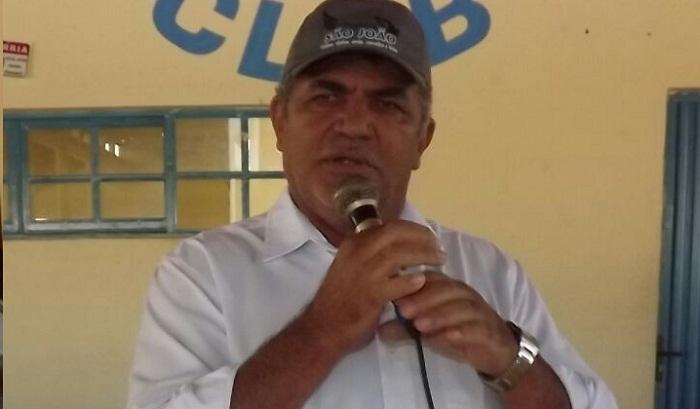 Aquiles da Areia é o pré-candidato de PRB, PTN e PSDC ao Palácio Araguaia