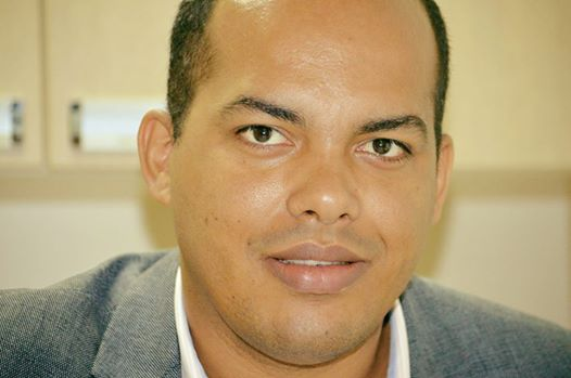 Jornalista Ricardo Costa, responsável pelo JM Notícia