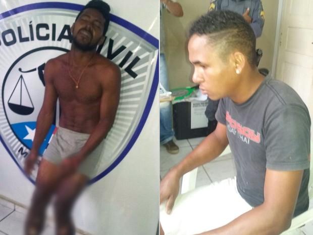 Dois dos quatro suspeitos pelo crime foram presos
